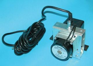 10 RPM Intelli-drive motor w/ 0-60 sec. time delay