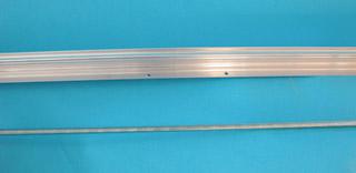 6' Add A Lamp Slave (6' Push Rod/6' Rail)