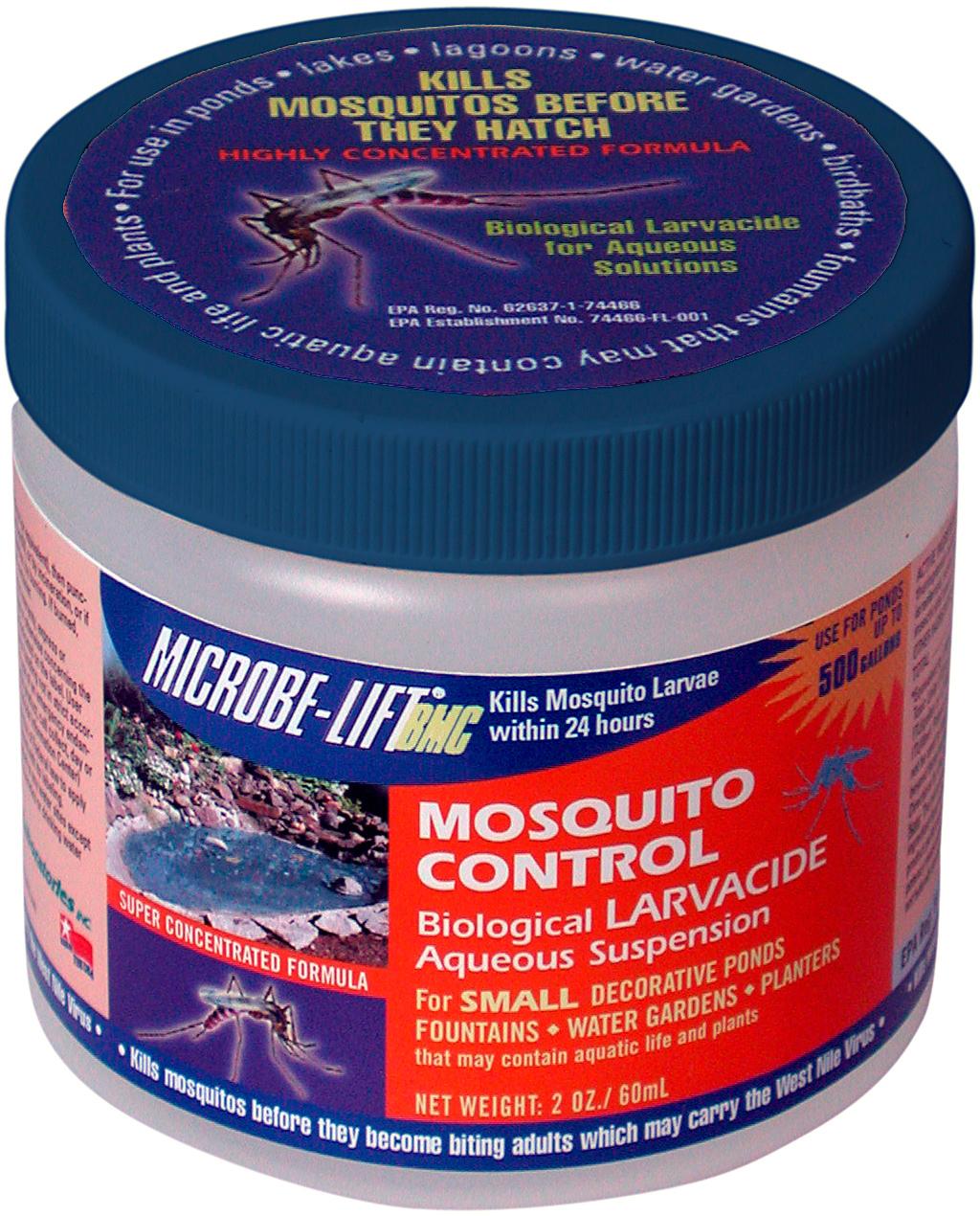 Microbe-Lift BMC 2oz Liquid Mosquito Control [N.A. NM, CANAD
