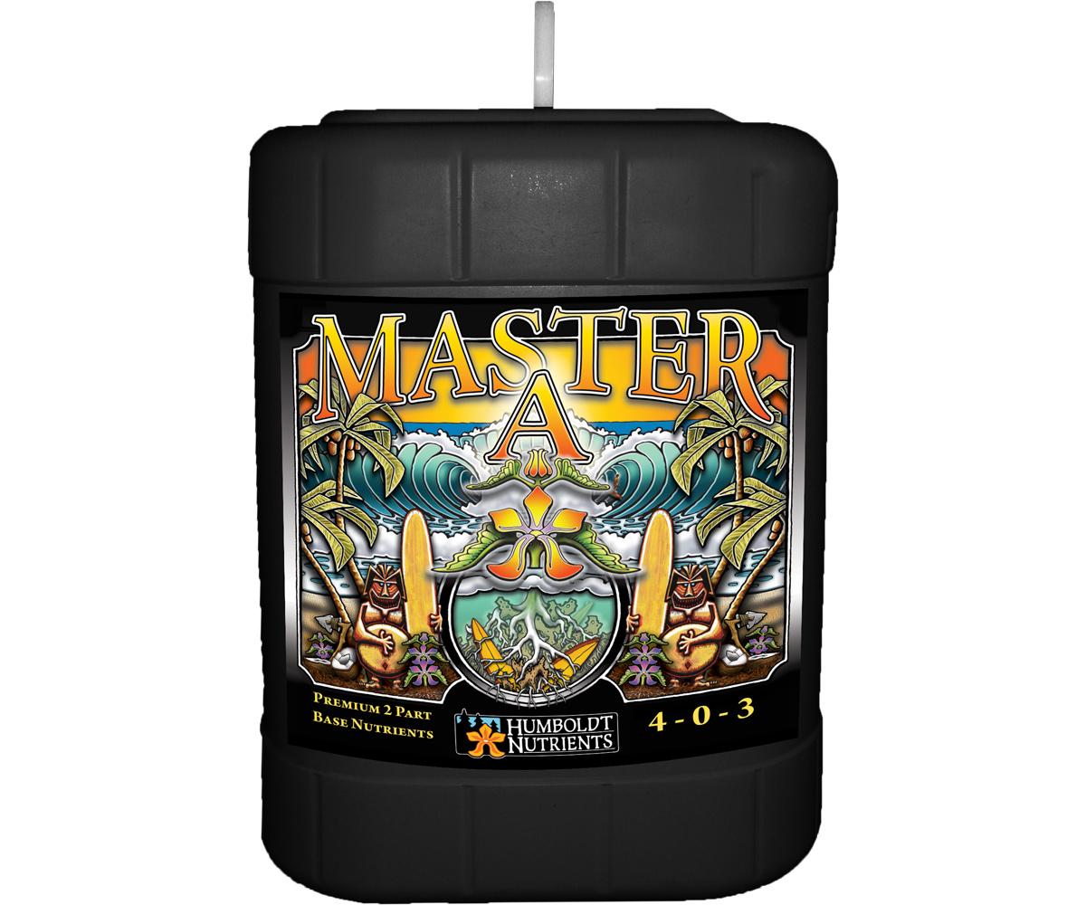 Master-A, 5 gal.