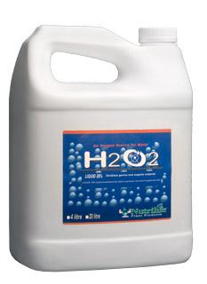 H2O2 Hydrogen Peroxide 29% 4 L case of 4