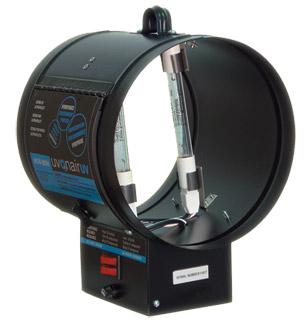 "8"" UV-In-Line Duct Ozonator (High-Output UV Bulb)"