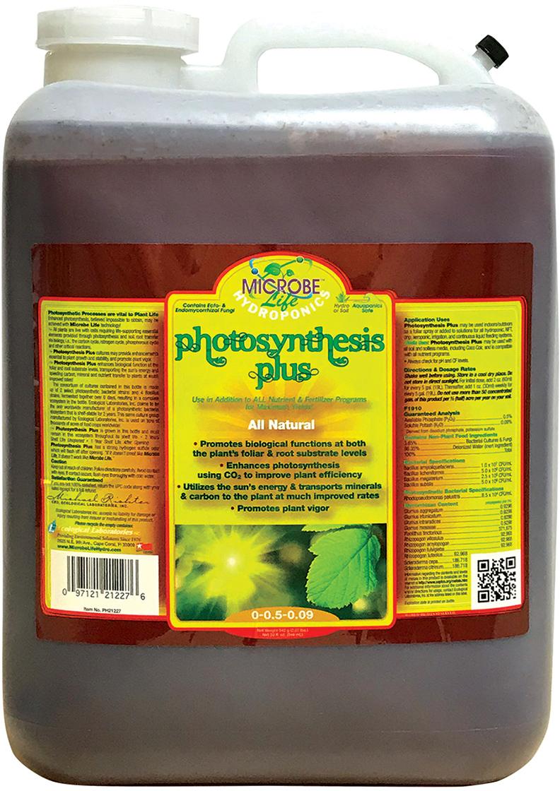 Microbe Life Photosynthesis Plus  5 Gallon