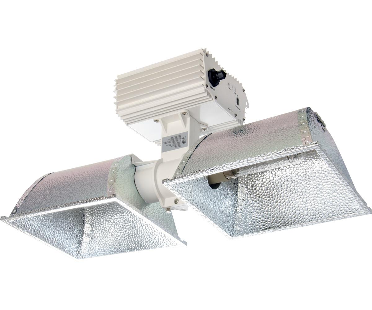 PH Dual 315W CMH 277-347V w/8' Cord WL BW and 42K Lamps