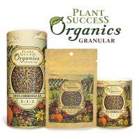 Plant Success Organics Granular 1lb (12/cs)
