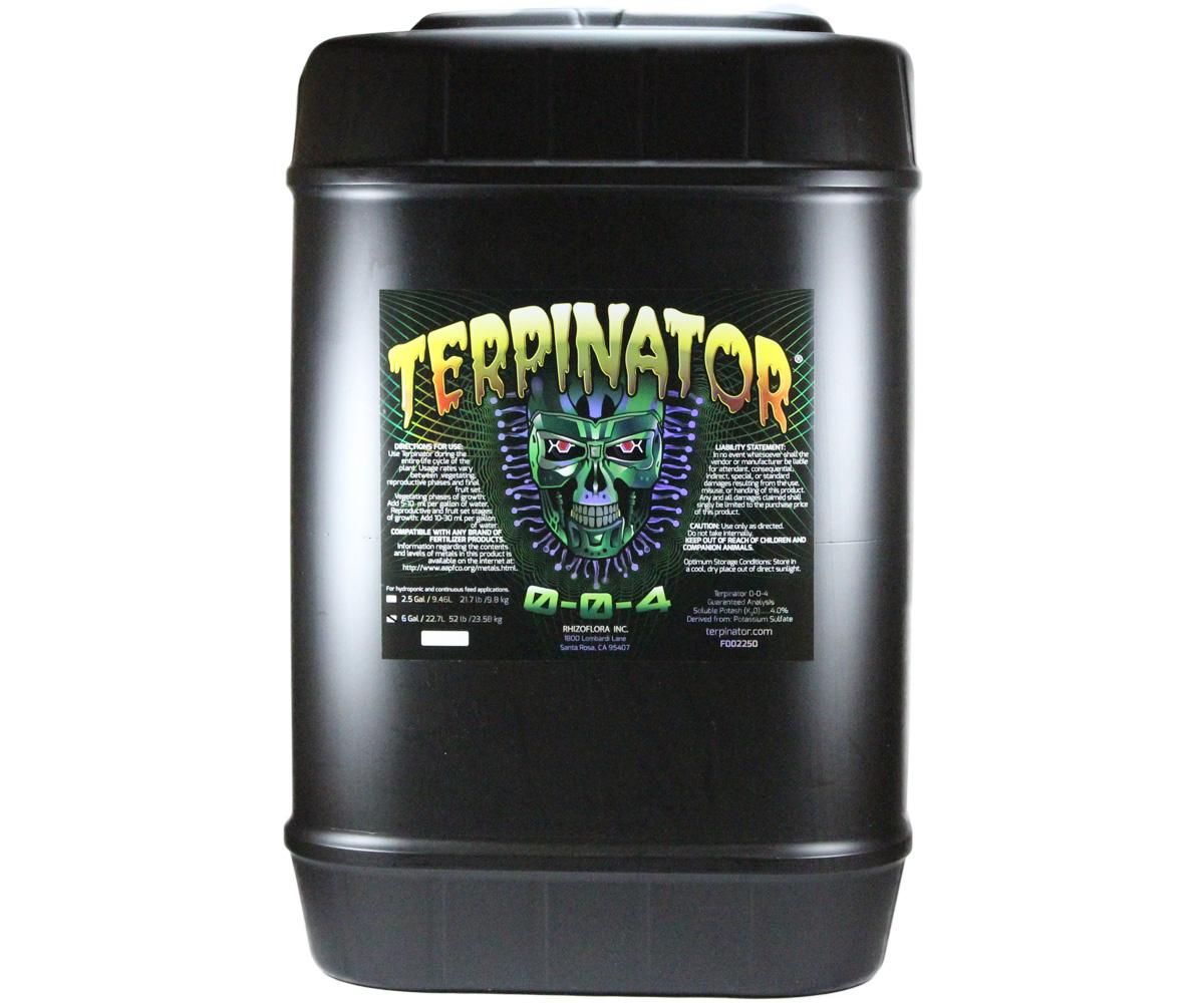Terpinator, 24L