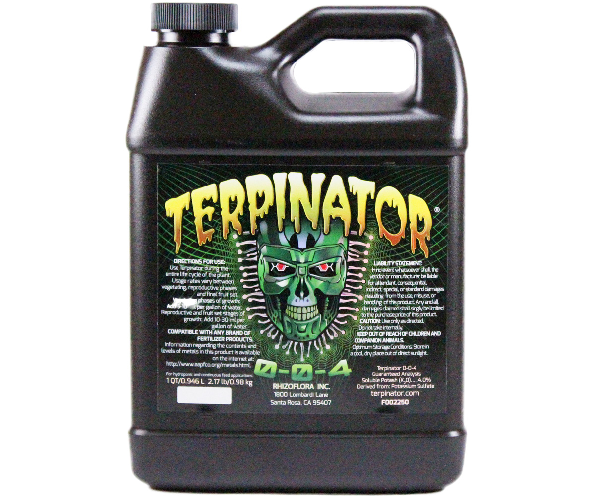 Terpinator, 1L