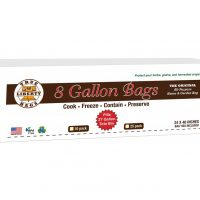 """8 Gallon Bags 24"""" x 40"""" - 25 Pack"""