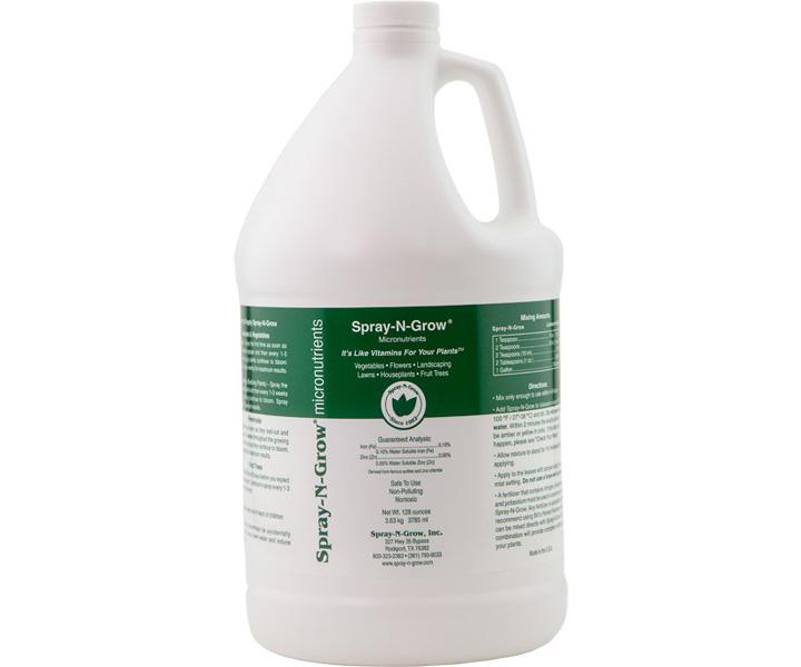 Spray-N-Grow, 1 gal