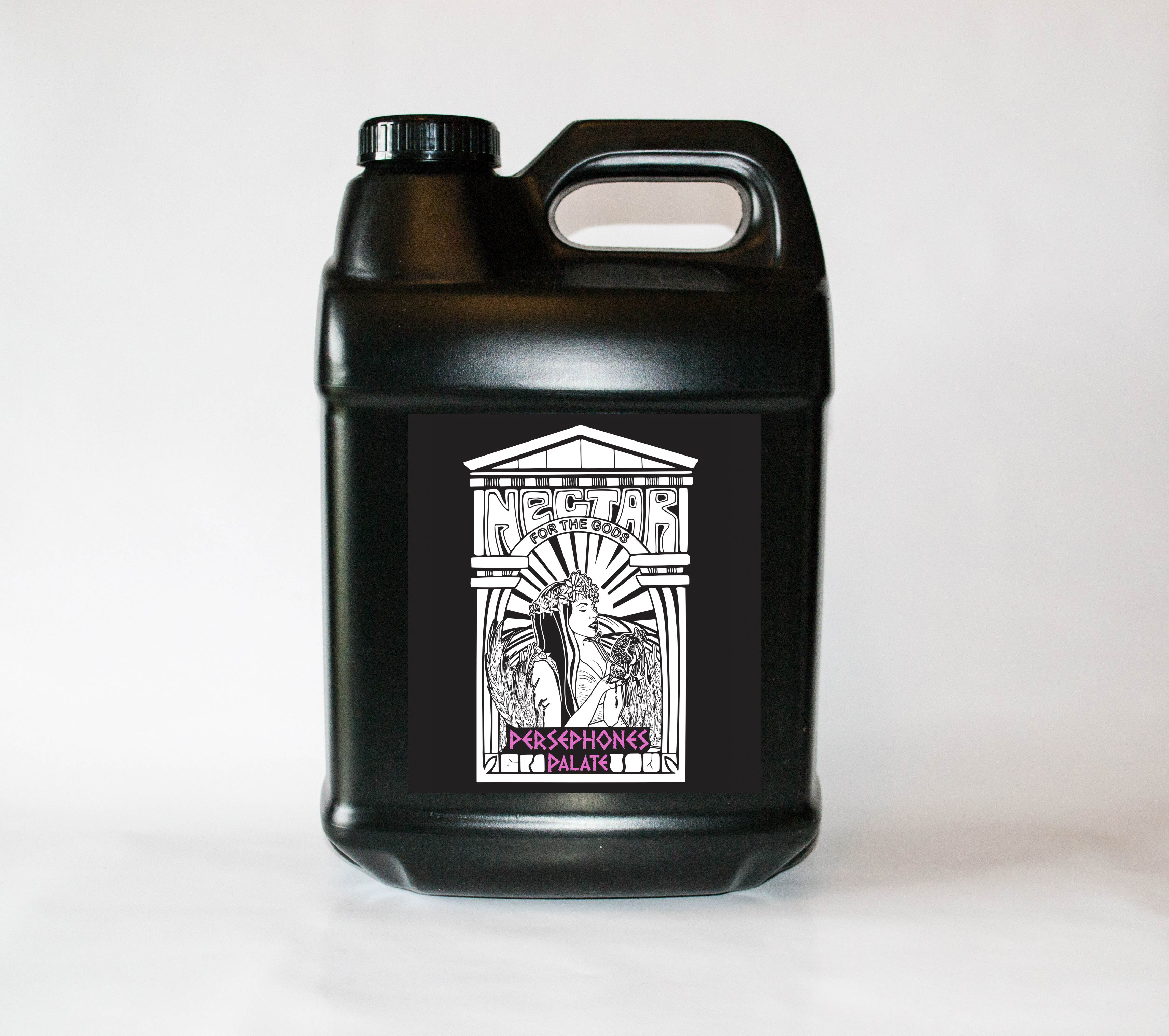 Nectar for the Gods Persephones Palate, 2.5 gal