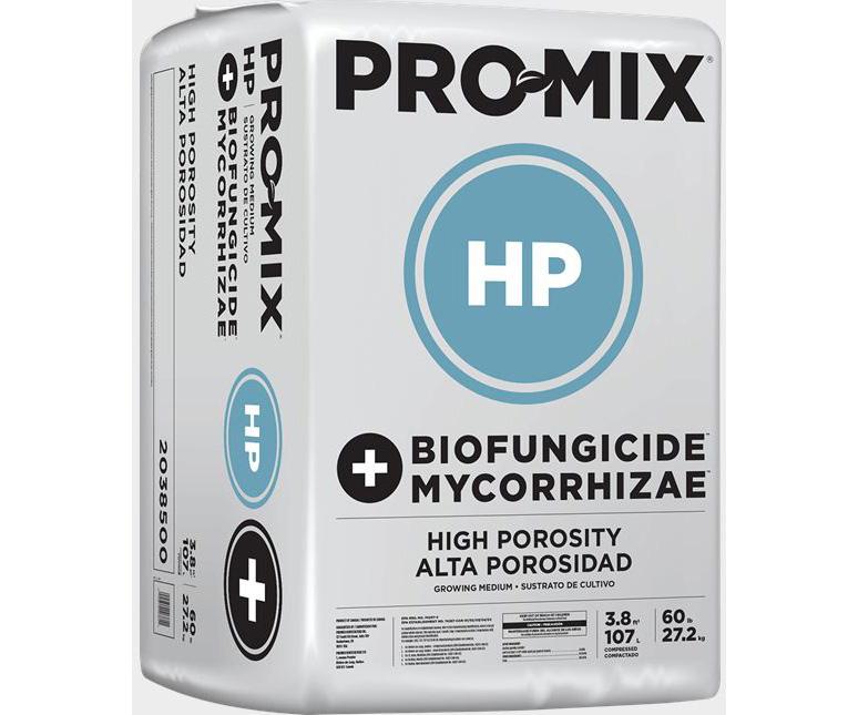 Pro Mix HP Mycorrihizae + Biofungicide 2.8 cf