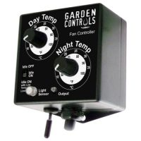 Grozone Garden Controls Fan Controller (12/Cs)