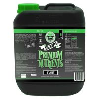 Snoop's Premium Nutrients Start B 5 Liter (Soil, Hydro Run To Waste and Hydro Recirculating) (4/Cs)