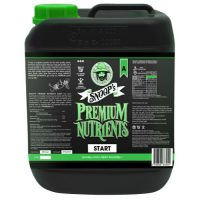 Snoop's Premium Nutrients Start A 20 Liter (Soil, Hydro Run To Waste and Hydro Recirculating) (1/Cs)