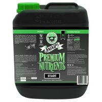 Snoop's Premium Nutrients Start B 20 Liter (Soil, Hydro Run To Waste and Hydro Recirculating) (1/Cs)