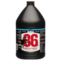 86 Mites and Mold 1 Gallon PRO Concentrate (Makes 51 Gallons) (1/Cs)