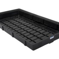 Duralastics Tray 3 ft x 6 ft ID - Black