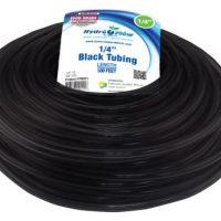 Hydro Flow Vinyl Tubing Black 1/4 in ID - 3/8 in OD 100 ft Roll