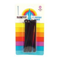 Raindrip 4 in Support Stakes Blister Card 10/Pack