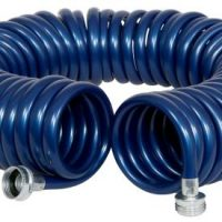 Rainmaker Revolution Coiled Garden Hose 3/8 in x 50 ft (6/Cs)