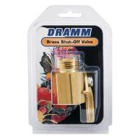 Dramm Heavy Duty Brass Shut-Off Valve