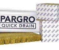 Grodan Pargro QD Jumbo Block 6 in x 6 in x 4 in w/ Hole (36/Cs)