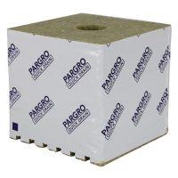 Grodan Pargro QD Biggie Block 6 in x 6 in x 6in w/ Hole (64/Cs)