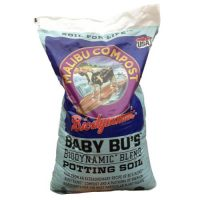 Baby Bu's Biodynamic Blend Potting Soil 1.5 cu ft (50/Plt)