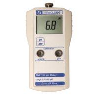 Milwaukee MW100 Portable pH Meter