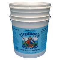 Neptune's Harvest Fish & Seaweed Fertilizer 5 Gallon