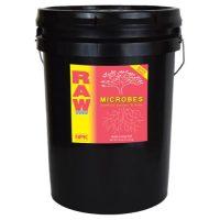 RAW Microbes Bloom Stage 25 lb (1/Cs)