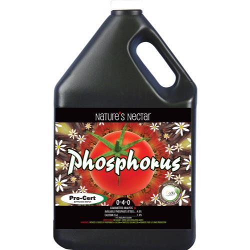 Nature's Nectar Phosphorus Gallon (4/Cs)
