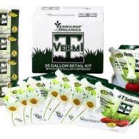Vermi T Bio-Cartridge 5 Gallon Retail Kit