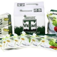 Vermi T Bio-Cartridge 10 Gallon Retail Kit