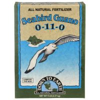 Down To Earth High Phosphorus Seabird Guano - 5 lb (6/Cs)