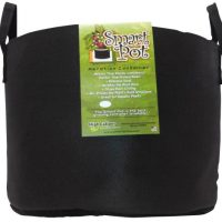 Smart Pot Black 20 Gallon w/ handles (50/Cs)