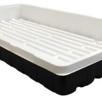 Mondi Black & White Premium 10 x 20 Propagation Tray (50/Cs)
