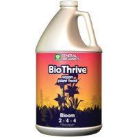 GH General Organics BioThrive Bloom Gallon (4/Cs)
