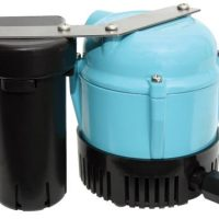 Little Giant 1-ABS Submersible Pump 205 GPH (6/Cs)