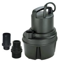 Danner Supreme Hydroponics 6 MSP Utility Sump Pump 1400-1900 GPH (2/Cs)