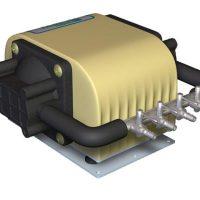 GH Dual Diaphragm Air Pump 320 GPH (8/Cs)