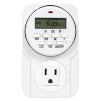 Titan Controls Apollo 7 - One Outlet Digital Timer (10/Cs)
