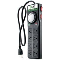 Titan Controls Apollo 14 - 8 Outlet Power Strip w/ Timer (10/Cs)