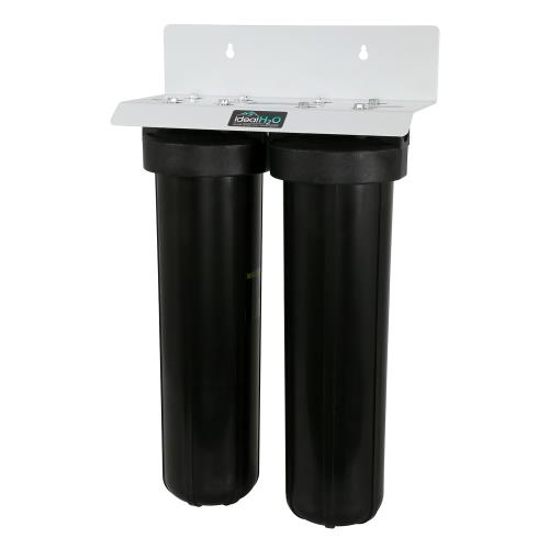 Ideal H2O Commercial De-Chlorinator System w/ Catalytic Carbon Filter - 10,000 GPD