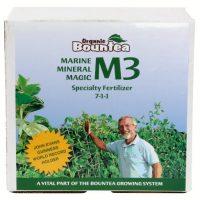 Organic Bountea Marine Mineral Magic M3 5 lb (12/Cs)