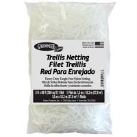 Gardeneer Trellis Netting 5 ft x 60 ft w/ 7 in Holes (12/Cs)