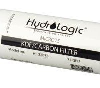 Hydro-Logic micRO-75 Carbon/KDF85 Pre-Filter Cartridge