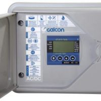 Galcon Nine Station Outdoor Wall Mount Irrigation, Misting and Propagation Controller - 8059S (AC-9S) (3/Cs)