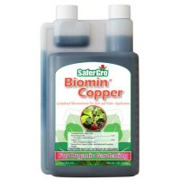 SaferGro Biomin Copper Pint (12/Cs)