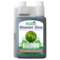 SaferGro Biomin Zinc Pint (12/Cs)